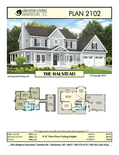 halstead house plan plan 2102 the halstead house plans two story house plans 2 story greater