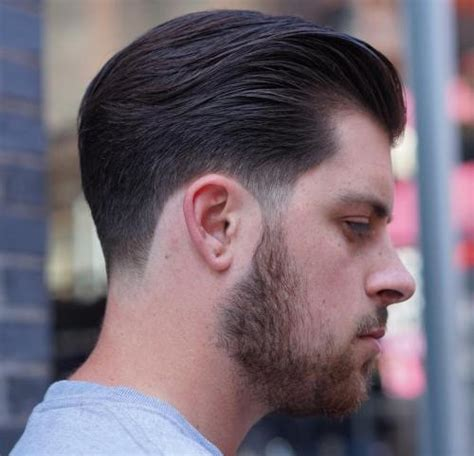 taper haircut medium 60s 50 statement medium hairstyles for men taper fade