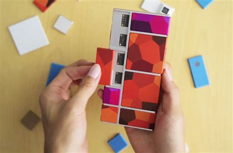 K Project Phone wanna build a module for s project ara mix and match phone here are your specs the