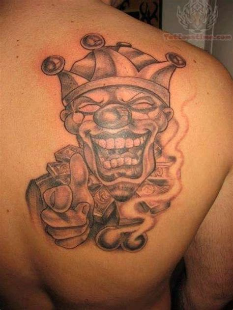 tattoo money joker 26 cool joker tattoos desiznworld