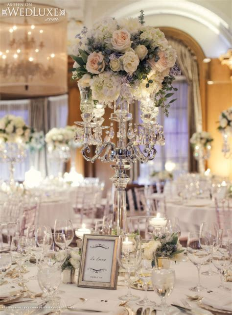 vintage glamour wedding table decorations Archives