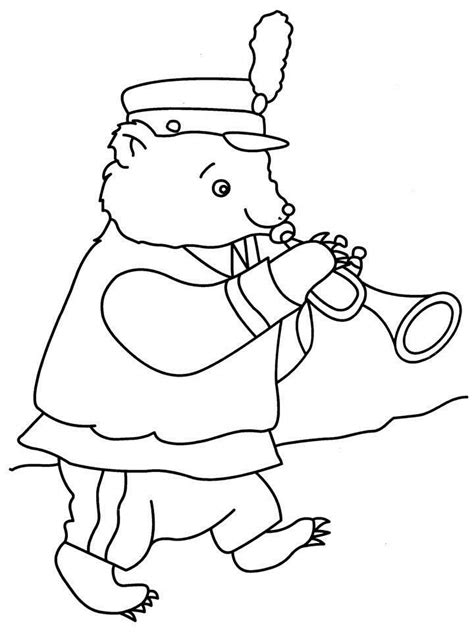 instrument coloring pages pdf playing instrument colouring pages az coloring pages