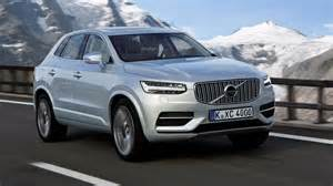 Volvo Xc40 Usa What If The Volvo Xc40 Will Look Like This Motor1