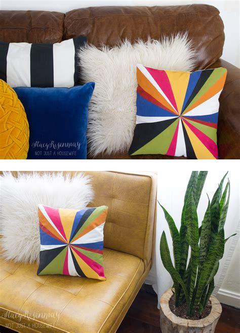 Time Color Pillow color burst pillow risenmay
