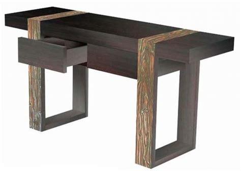 Unique Sofa Table by Unique Console Tables Shelby
