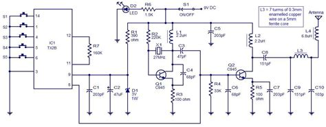 pcb design jobs texas rf transmitter and receiver circuit diagram pdf