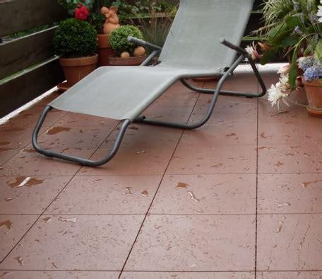 Balkon Farbe Boden by Balkonbelag Mit Bergo Balkonfliesen Typ Elite
