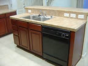 kitchen islands with sink and dishwasher 17 best ideas about kitchen island sink on