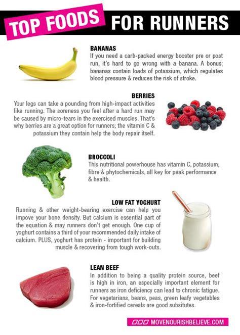 top foods for runners xcitefun net