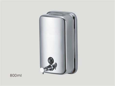 stainless steel bathroom soap dispenser image gallery soap dispenser