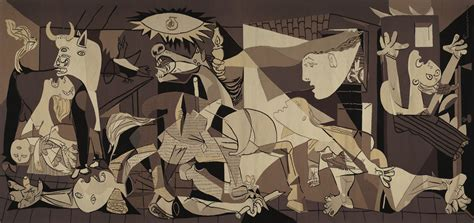 picasso works guernica picasso s guernica tapestry at the san antonio museum of
