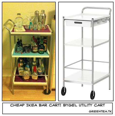 ikea utility cart best 25 ikea bar ideas on pinterest ikea bar cart wine