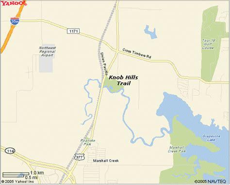 Knob Hill Trail Map by Knob Hill Trail Gis Trail Map