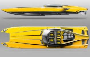 wordlesstech lamborghini aventador 3000hp power boat