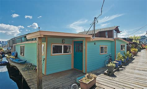 Seattle Houseboats For Sale Floating Home Just Closed