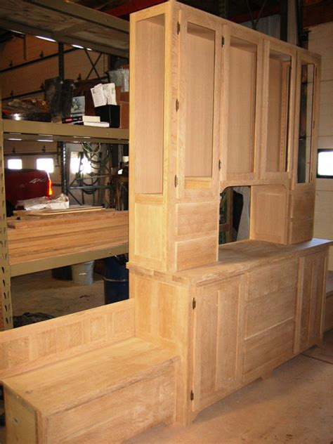 Custom Cabinet by Trees Custom Cabinetry Cabinets