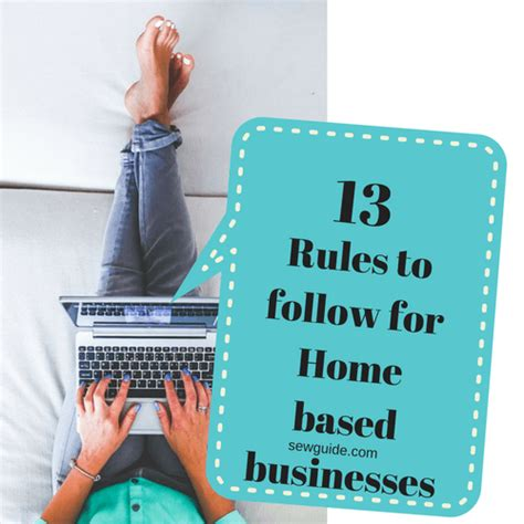 Running A Small Home Based Business 13 You Shouldnot Ignore For Running A Home Based