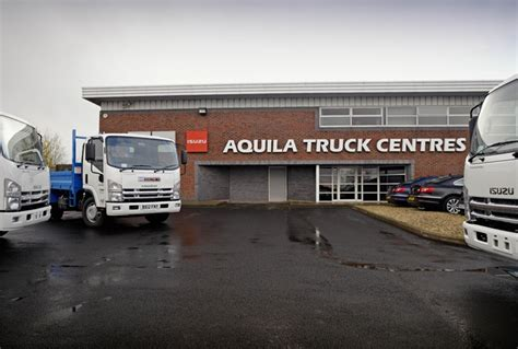 major dealer announcement by isuzu truck for the west midlands