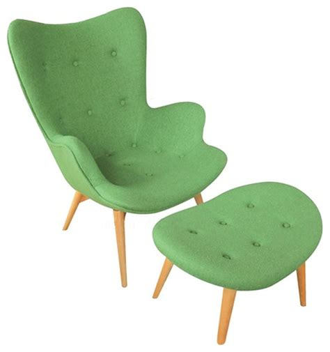 mid century living abelone contour upholstered side chairs grant featherstone style mid century modern contour lounge
