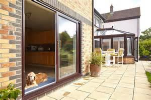 patio doors upvc aluminium patio door range anglian home