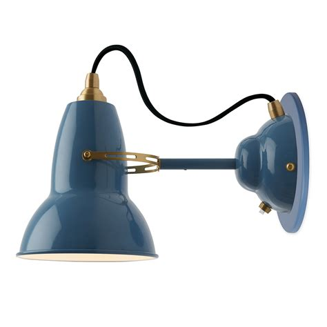 original 1227 brass wall light by anglepoise ang 31527