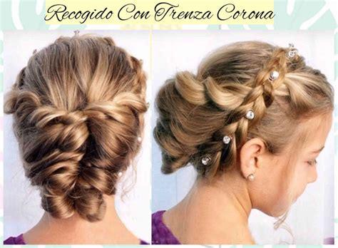 peinados recogidos para graduacion 8 sencillos y elegantes peinados para graduacion de