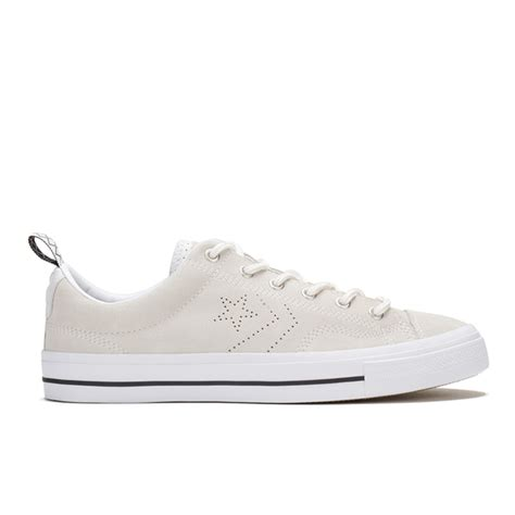 All Converse Ct2 Premium All White Hi converse s cons player premium suede trainers