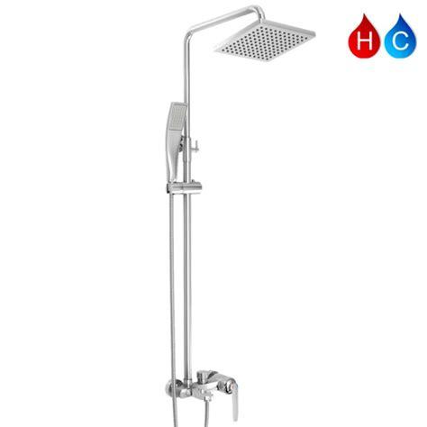 Kran Panas Dingin Bathtub Set Kuningan Shower Tembok Keran Air Tanam jual produk sanitary berkualitas aer sanitary