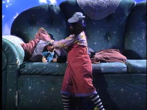the big comfy couch lettuce turnip and pea the big comfy couch season 1 ep 3 quot all aboard for bed