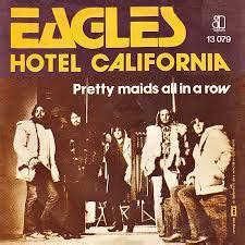 hotel california eagles testo hotel california traduzione eagles