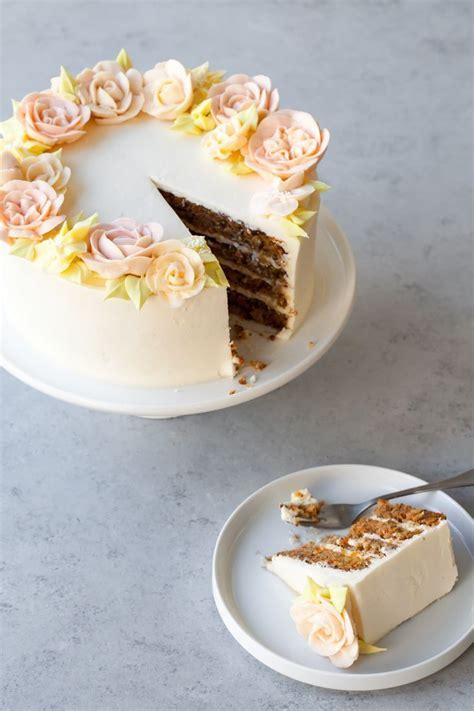 The Only Carrot Cake Recipe You Will Ever Need.   Cakes