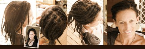 real human like dredds dreadlock extensions gold coast to byron bay