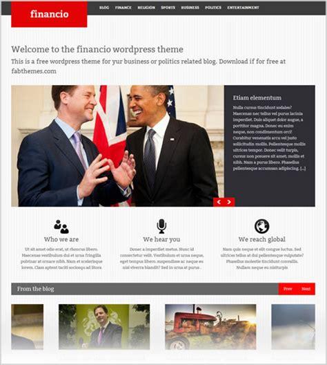 wordpress themes free download professional 2012 20 best professional free corporate business wordpress