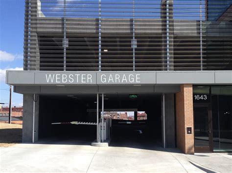webster house webster house parking garage standard sheet metal