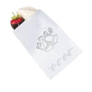Wedding Cake Bags Wedding Bell Cake Bags Oriental Trading