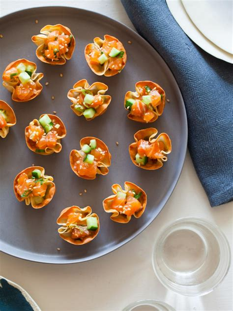 appetizers ideas 14 warm weather party appetizers hgtv