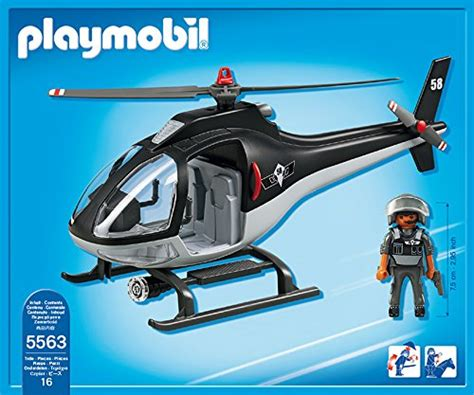 Playmobil Tactical Unit Helicopter discontinued playmobil tactical unit helicopter best