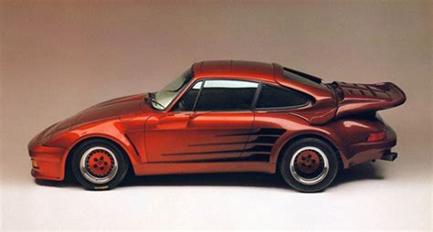 porsche gemballa 80s the cocaine fuelled 80s tuning specials