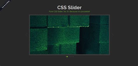 tutorial css slider 10 amazing pure css3 image sliders web graphic design