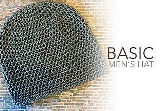 pattern for little library ravelry basic men s hat pattern by rebecca langford