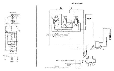 mower wiring diagram craftsman 917 287480 wiring