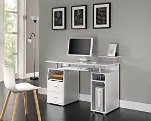 White Home Office Furniture Uk Computer Desk Home Office Furniture Pc Table White Next Day Delivery Co Uk Kitchen Home