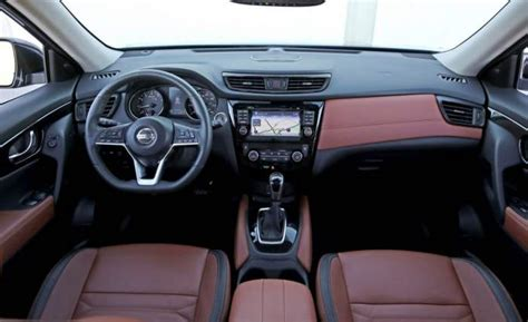2018 nissan rogue review price expected release date