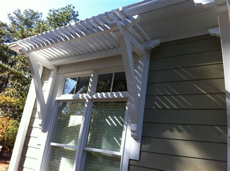 diy outdoor window awnings window pergola pergola window awning outdoors home