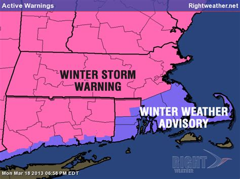 winter storm warning and winter weather advisory in effect until national weather service expands winter storm warning