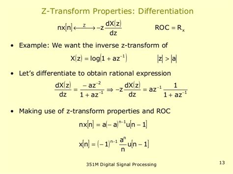 calculator z transform z transform properties table pictures to pin on pinterest