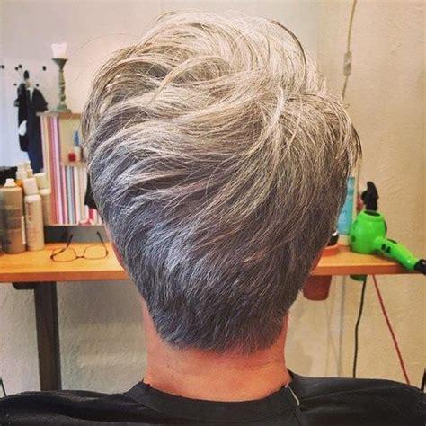 wedge haircut for grey hair 17 best ideas about wedge haircut on pinterest pixie bob