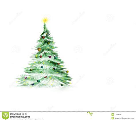 christmas tree royalty free stock photo image 15974795