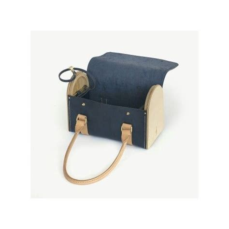 Gustto Estiva Leather Handbag by Bags Wood Cork On Leather Shoulder Bags