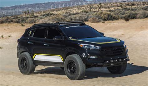 Performance Garage by Rockstar Performance Garage Et Un Hyundai Tucson Le